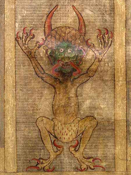 Die Bibel Des Teufels