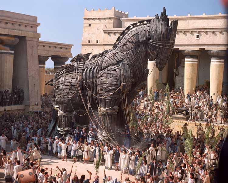 Troja Krieg